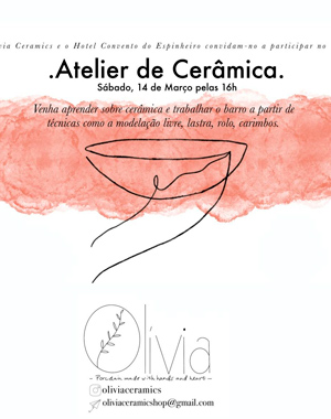 Atelier do Barro com Olivia Ceramics
