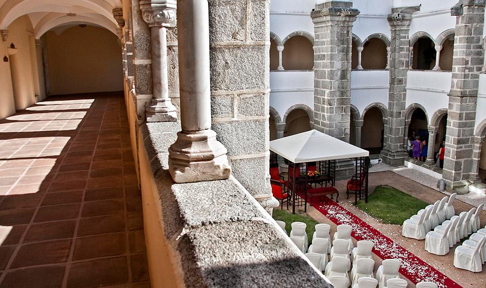 Casamento Civil em Évora