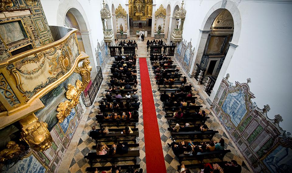 Casamento Religioso no Alentejo
