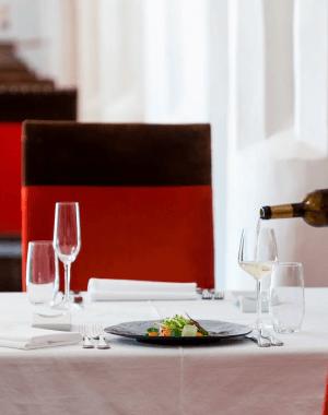 Jantar Especial no Restaurante Divinus