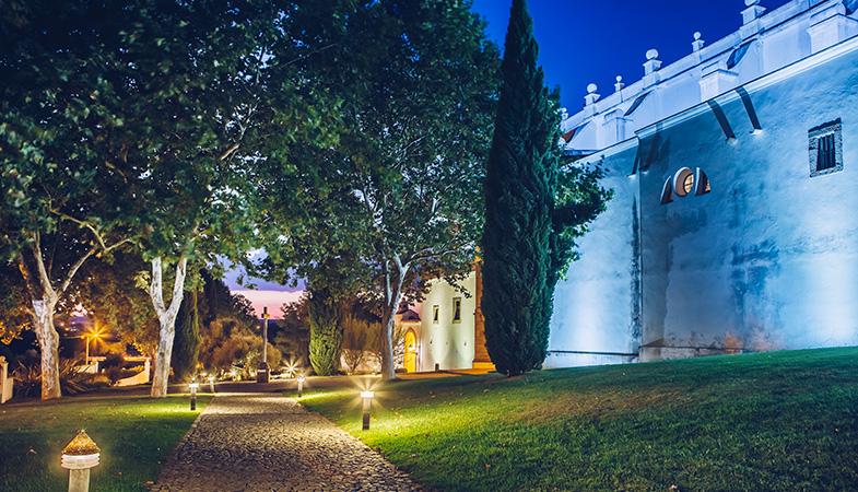 Jardim á Noite
