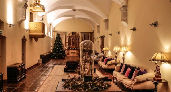 Natal no Convento do Espinheiro