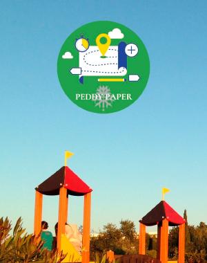 Peddypaper at Convent
