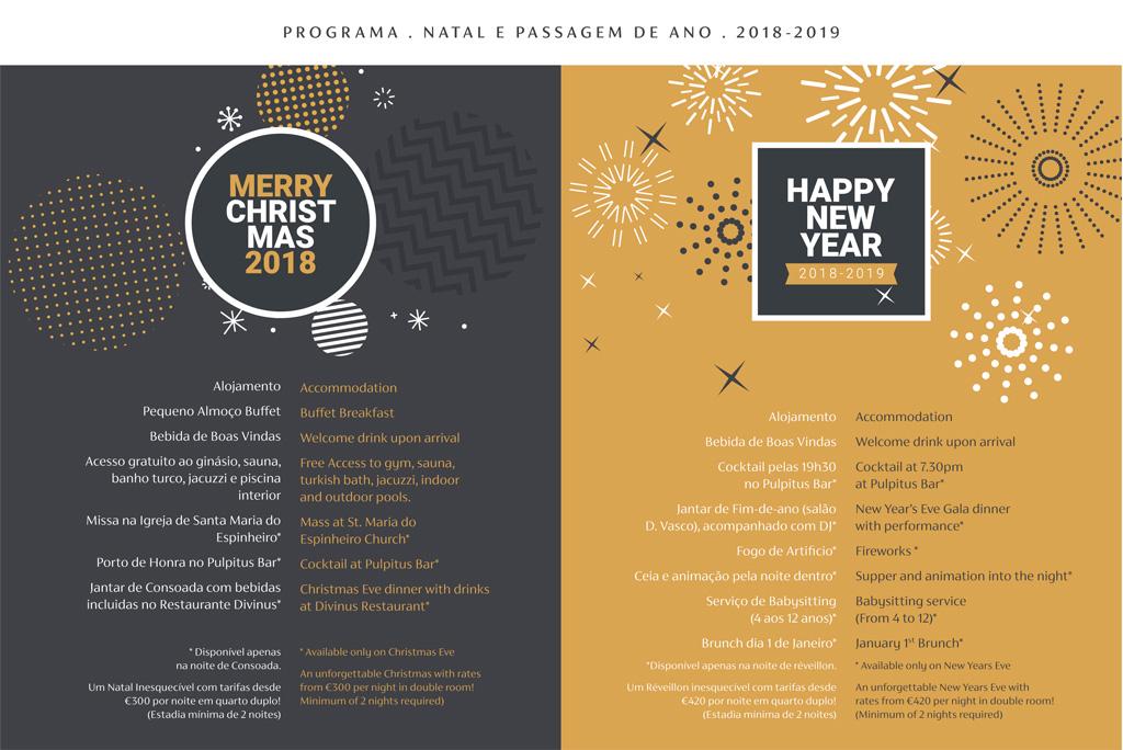 Programa de Natal e Ano Novo