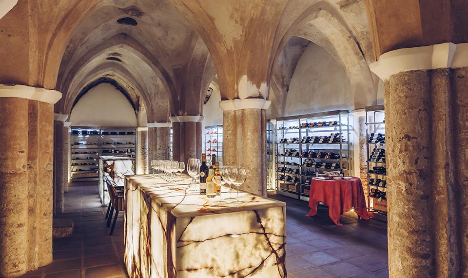 Prova de Vinhos no Convento do Espinheiro