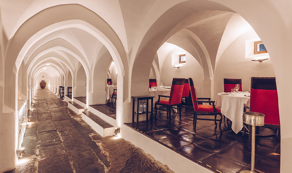 Restaurante Divinus no Convento